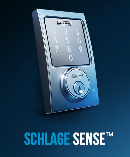 Schlage Sense Smart Lock Lets You Use Siri To Unlock Doors