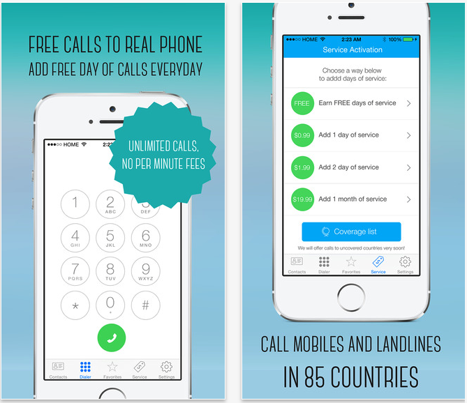 Call+ for iOS Expands Free Landline Calling to 16 Countries, Free