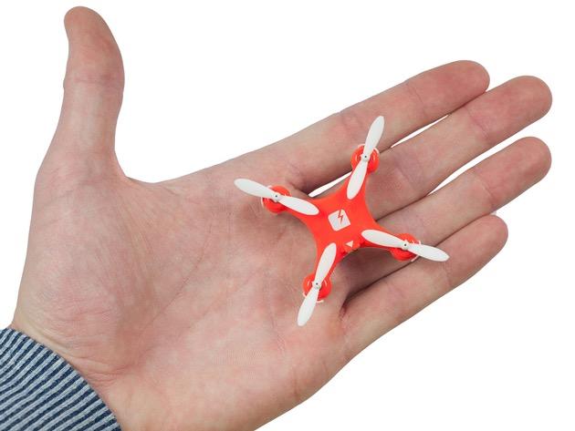 Redesign skeye nano drone mf7