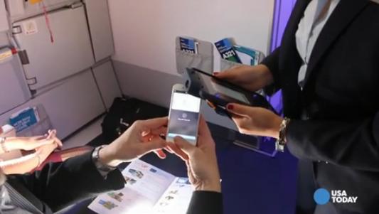 Apple Pay jetblue