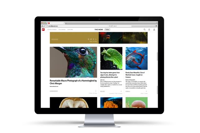 Flipboard web 2