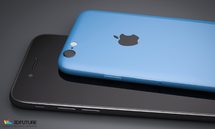 IPhone 6C renders b