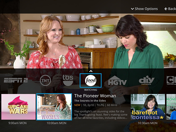 US's $20-A-Month Sling TV Dish Service Coming to Canada?