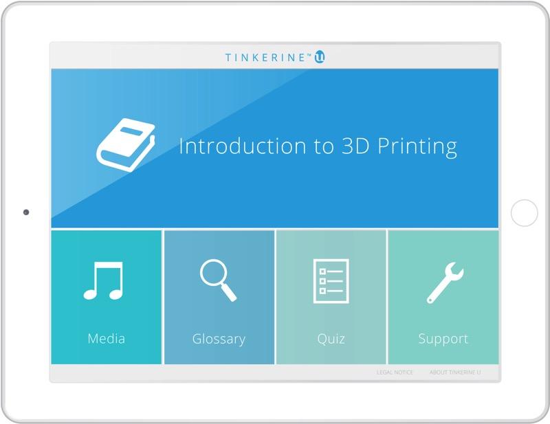 TinkerineU iPadApp