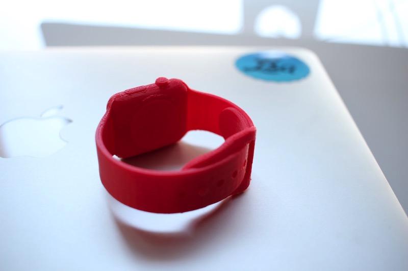 Apple watch 3d printer 2