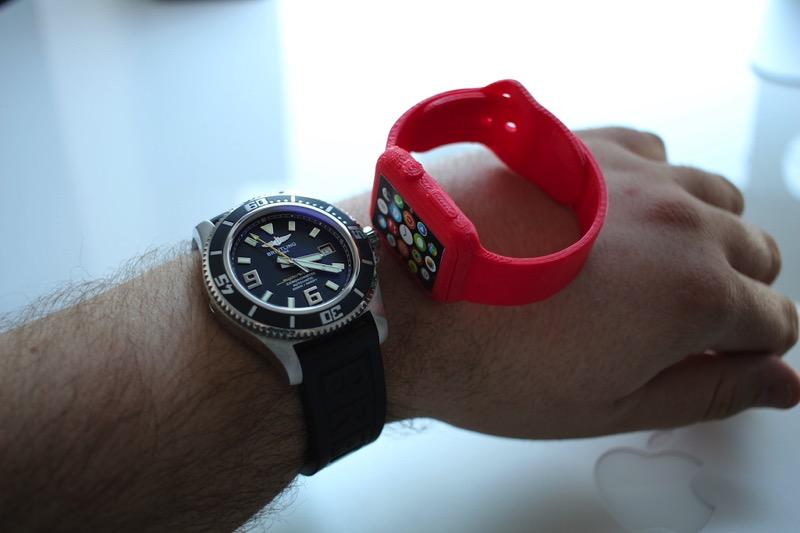Apple watch 3d printer 3
