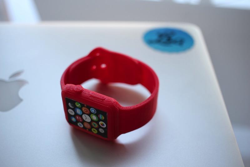 Apple watch 3d printer