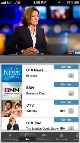Bell mobile tv1