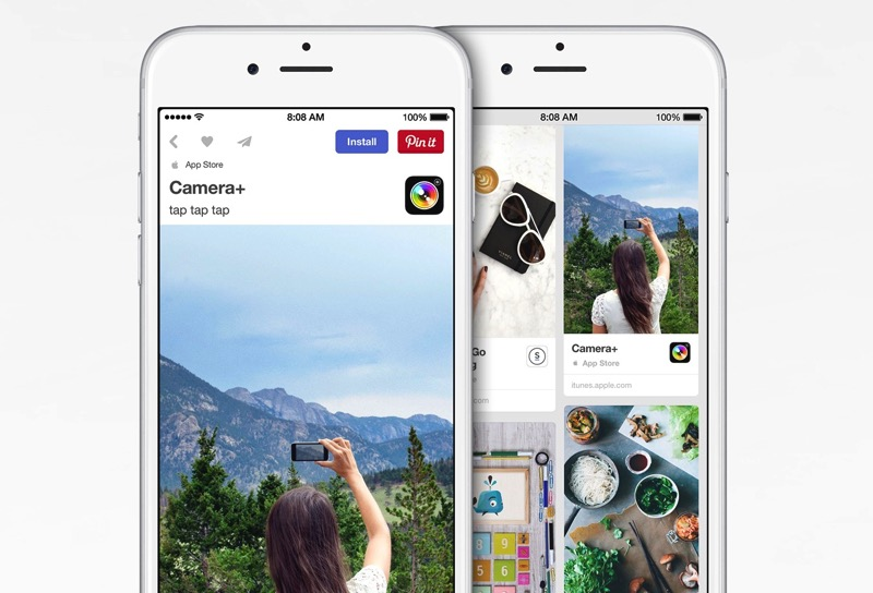 Pinterest apple