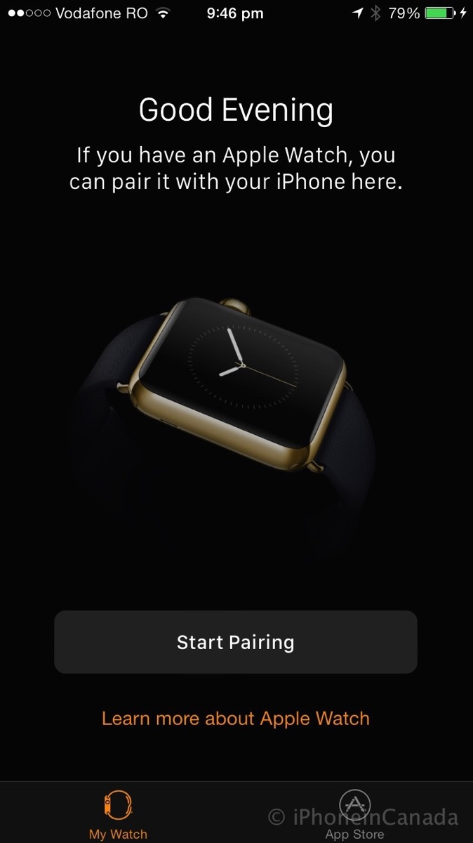 Apple Watch app 00