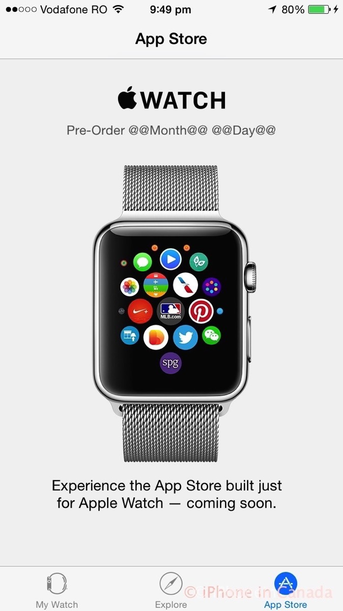 Apple Watch app 03
