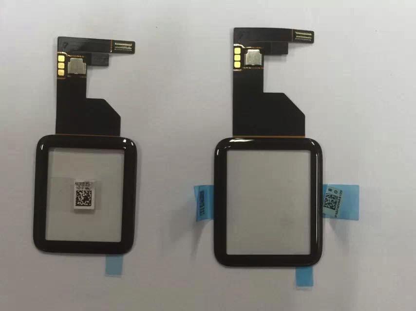 alleged apple watch touchscreen circuit board hit the web pics rh iphoneincanada ca