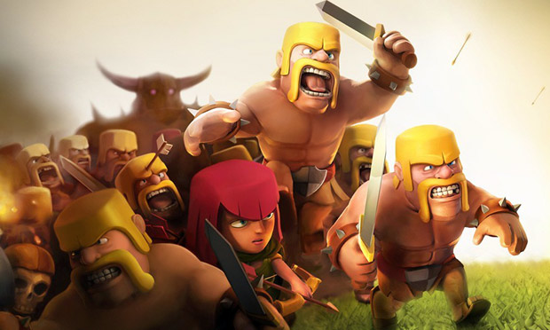 Clash of Clans apple app 011