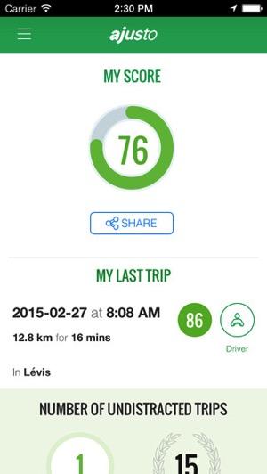 Desjardins Auto Insurance >> Desjardins Insurance Launches 'Ajusto' iPhone App: Drive ...