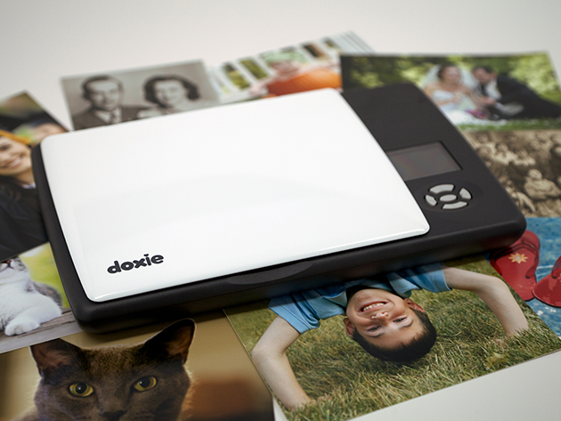 Doxie Flip Cordless Mobile Flatbed Scanner on Sale for 26% Off, Shipped Free [Deals]