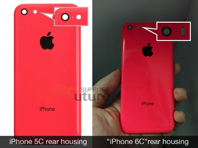 IPhone 6C Rear Housing 1