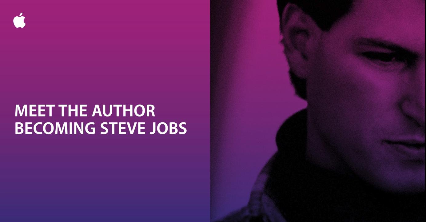 meet_the_author_Becoming_Steve_Jobs_1