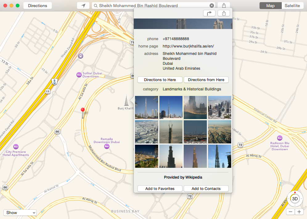 Apple Maps Wiki