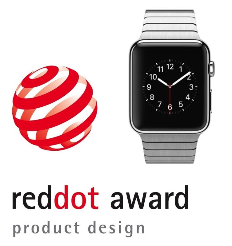 Apple Watch Red Dot Award