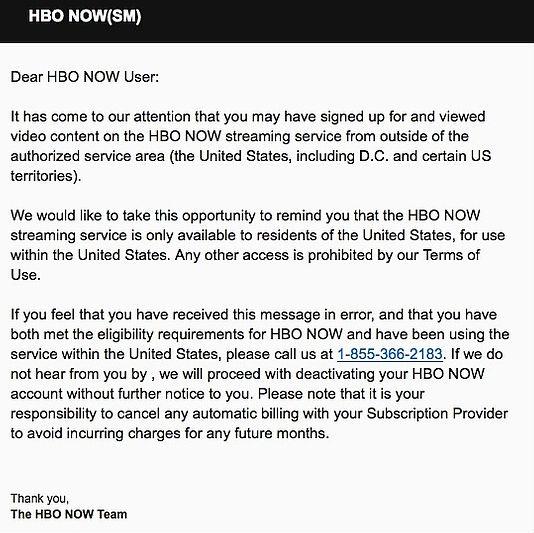 HBO disco