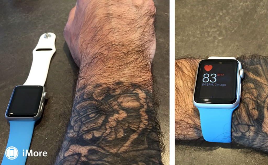 db8df3f8b7a86 Some Apple Watch Users with Tattoos Report Sensing Issues | iPhone ...