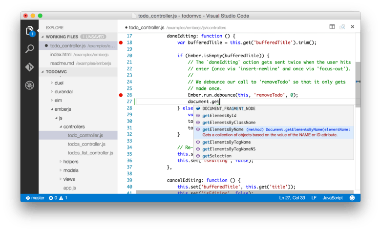 Microsoft-Visual-Studio-Code