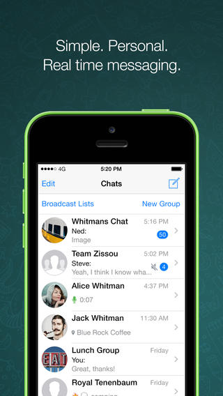 WhatsApp for iOS Update Launches Free VoIP Calling, Plus More