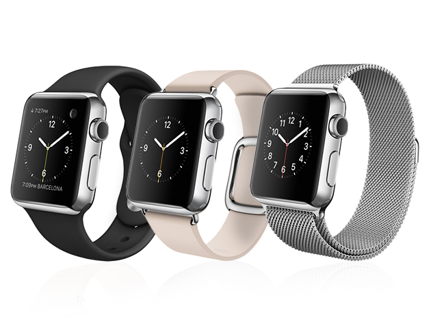 Apple watch contest