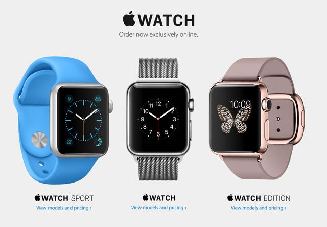Apple watch online store