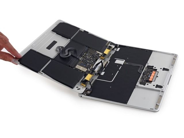 Macbook teardown ifixit