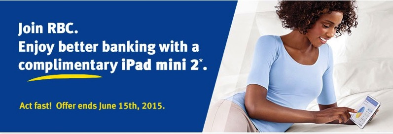 Rbc ipad offer