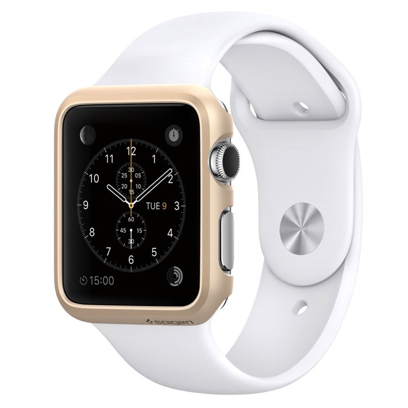 Spigen gold apple watch