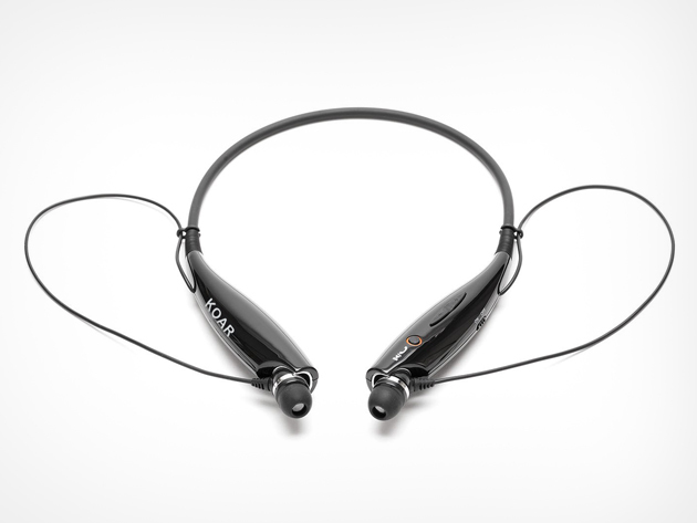 Tangle free earbuds 2