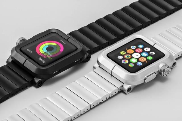 Lunatik 'Epik' Turns Apple Watch into a Rugged Wearable [Kickstarter]