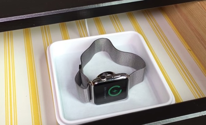 Diy How To Modify Your Apple Watch Box Into A Charging Stand Video