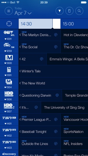 Bell fibe tv 2