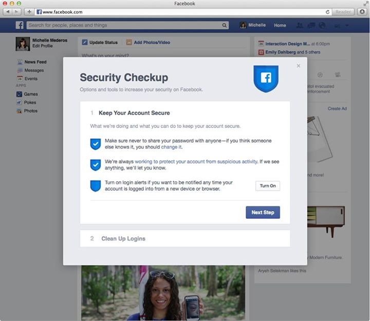 facebook_security_checkup