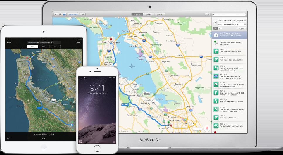 iOS 8_Maps_2