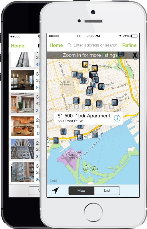 RentCompass: Canada's First Apartment Search App for Apple ...