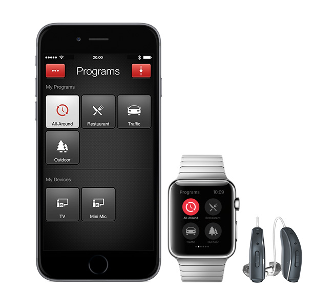 Resound apple watch