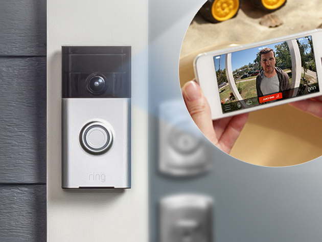 Ring Video Doorbell On Sale For 13  Off  Free Cloud