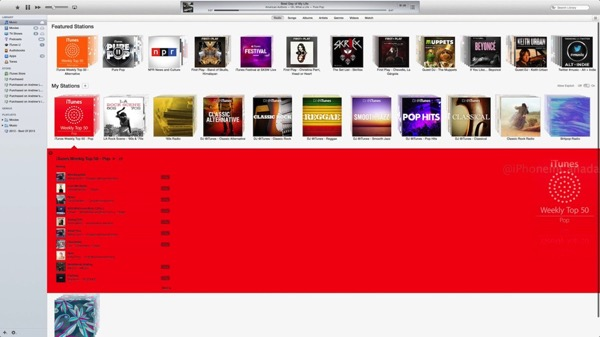 Itunes radio mac 3