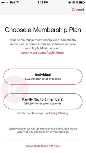 Apple music canada 2