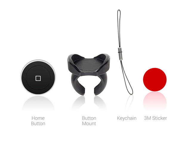 Bluetooth home button
