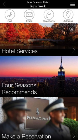 Four seaosns hotels 2