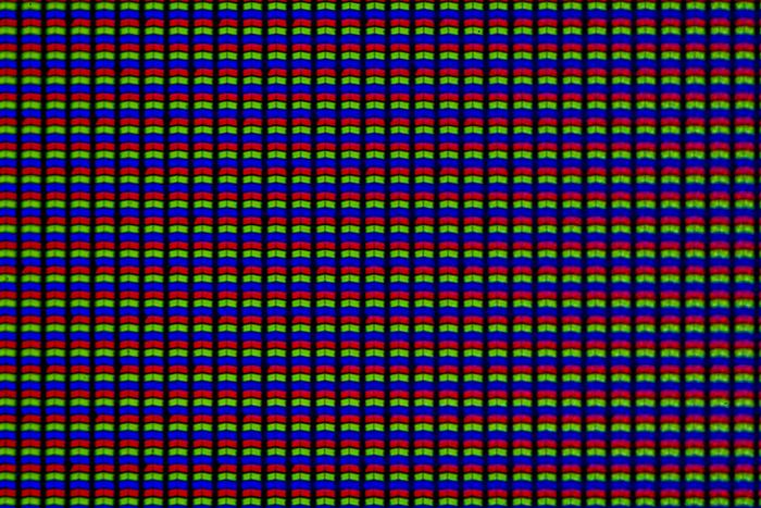 iPhone 6 pixels