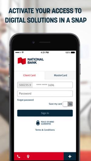 National bank canada