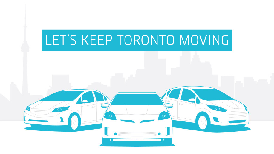 How Uber is Taking Toronto's Taxi Business by Storm | iPhone
