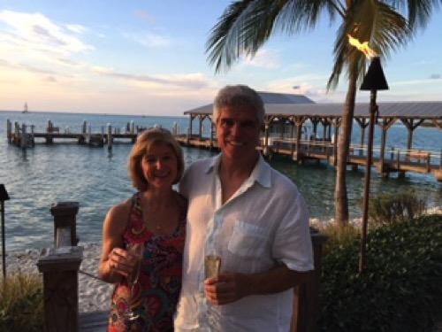 Gigi and Ken Robson