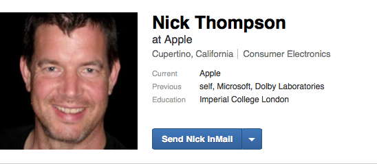 Nick Thompson